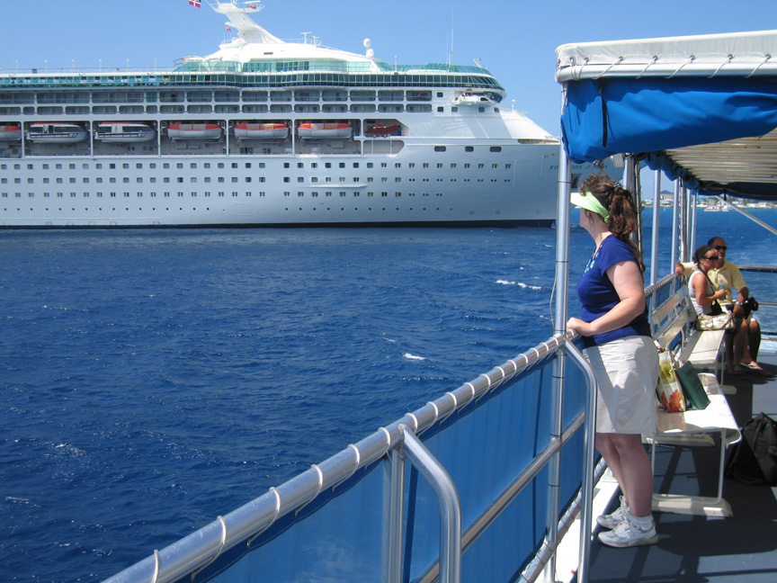 Soo And Maggie Visit Grand Cayman